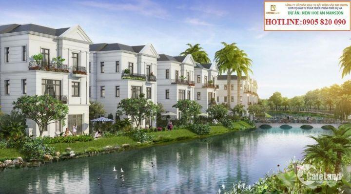 Giá chỉ 22,5tr/m2,New Hội An Mansion,nằm song song biển An Bàng_Hội An