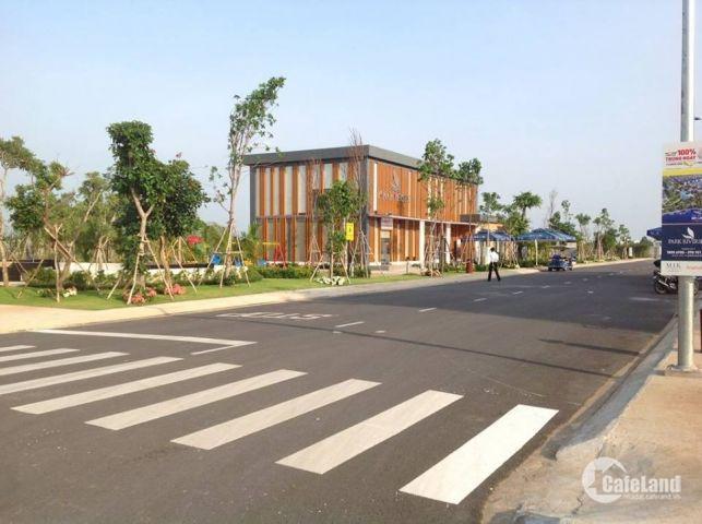 Bán đất gần chợ Hưng Long ,850tr/nền,SHR