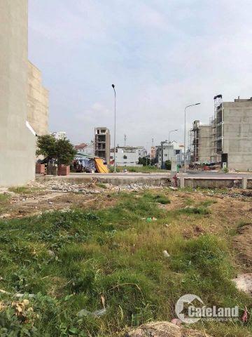Bán đất xây biệt thự 2MT Trần Văn Giàu, Bình Chánh, SHR chính chủ