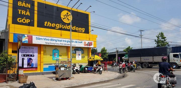 Đất chính chủ Bình Chánh, đường Trịnh Như Khuê, 125m2, SHR, giá chỉ 800 triệu. LH: 0903.182.278.