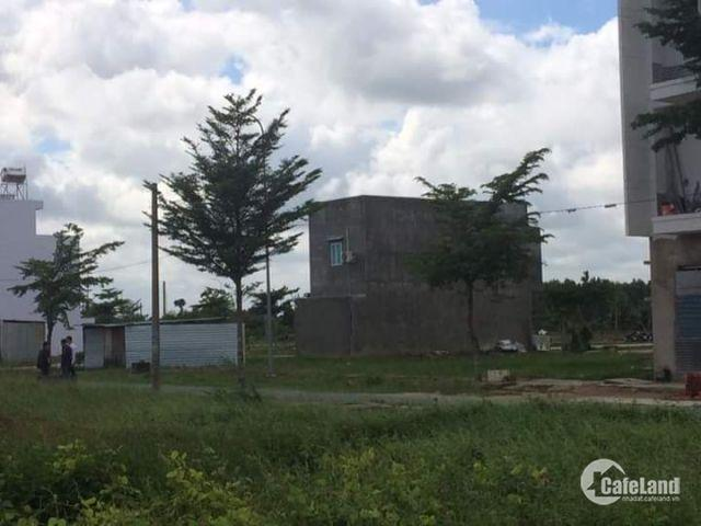 đất mặt tiền chợ bình chánh 10x30 m2,đường đinh đức thiện,bình chánh