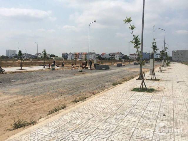 Có nhu cầu sang lại lô đất mặt tiền đường Hồ Văn Tắng, Củ Chi