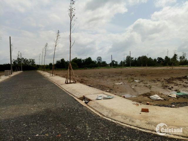 Đất mặt tiền 20m ngay khúc giao Hà Duy Phiên – Bình Mỹ, thổ cư 100%, phê duyệt 1/500