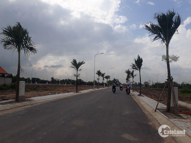 720tr sở hữu ngay 80m2 đất KDC Tân Hiệp 2.