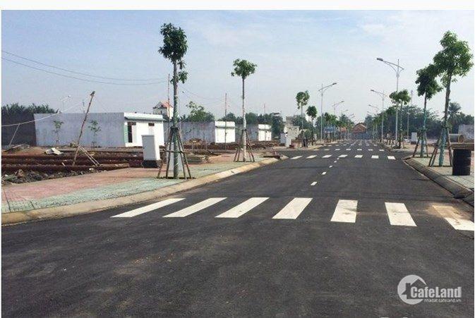 Đất đầu tư sinh lời ngay mặt tiền Hồ Văn Tắng