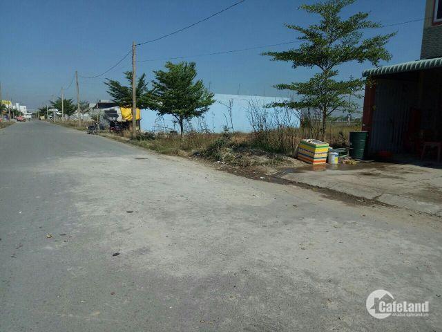 Cần bán lô đất thổ cư ngay chợ Sáng Tân Thạnh Đông, SHR.