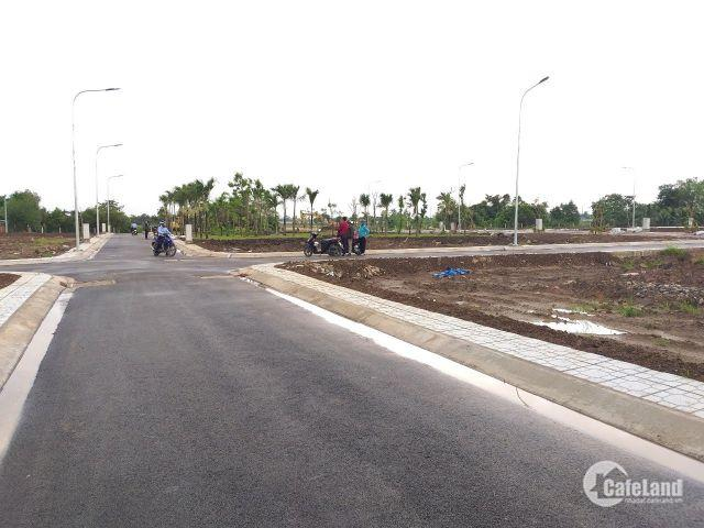 Bán đất ngay mặt tiền đường Bến Than, Củ Chi, liền kề KCN Đông Nam