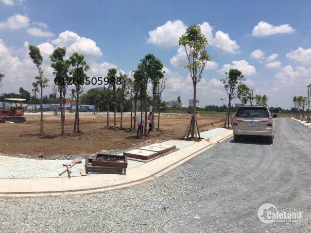 ACB phát mãi 10 lô thổ cư KDC Tên Lửa 3,gần KCN,MT Nguyễn Văn Bứa,SHR