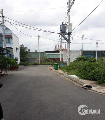 Ông chú bán gấp miếng đất gần chợ hóc môn, hẻm 1/ Trần Hưng Đạo