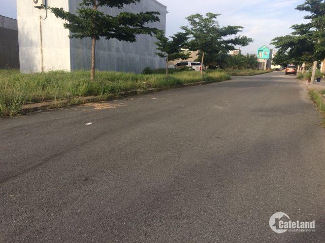 Ngân hàng Vietcombank thanh lý 10 lô đất nền đường Nguyễn Văn Bứa - Hóc Môn, DT 90m2, giá 280tr/nền