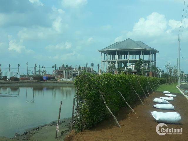 Đất vườn Hiệp phước, ngay cầu kênh lộ, quy hoạch biệt thự giá 1,6tr/m2