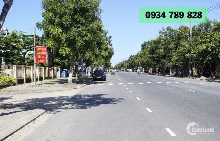 Bán gấp lô đất gần ĐH Duy Tân, gần bến xe và khách sạn Xanh. Giá tốt đầu tư
