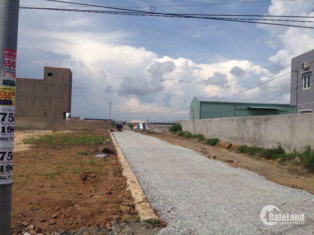 CƠ hội sỡ hữu đất nền giá rẻ ngay trung tâm Bà Rịa, giá chỉ 6,5 triệu/m2