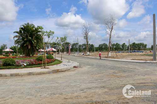 Chính chủ bán gấp 2 nền thổ cư mặt tiền KCN Gò Dầu Đồng Nai giá 192 triệu LH 0912408738