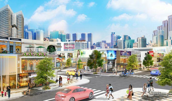 Đất nền Central Mall Long Thành thổ cư 100%