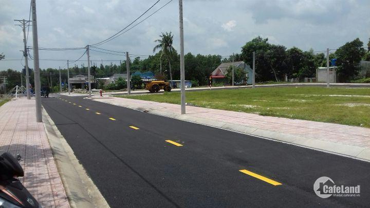 Đất nền thổ cư 100% SHR dự án Ecotown Long Thành