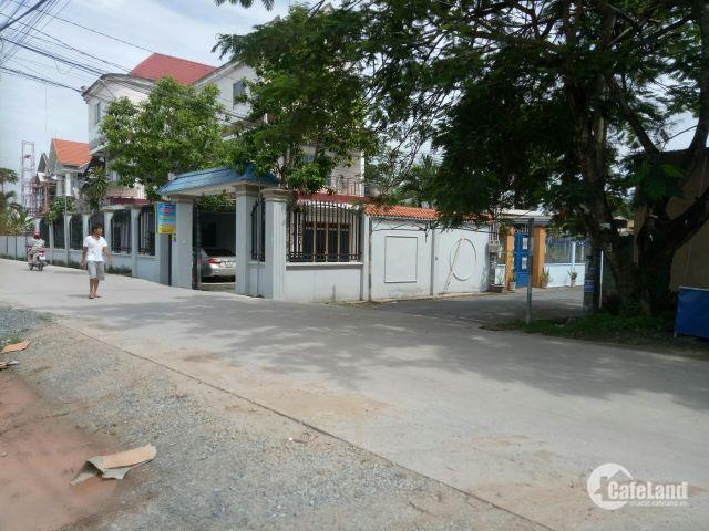 Bán đất tại TTTT Long Thành.Mặt tiền đường Lê Duẩn.