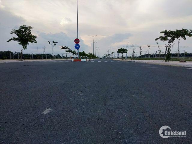 Bán đất nền dự án eco town Long Thành Đồng Nai, nằm ngay mặt tiền Nguyễn Hải, sổ hồng, giá cực mềm