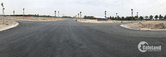 Dự án  eco town Long Thành nằm ngay mặt tiền đường Nguyễn Hải, tọa lạc ngay trung tâm thị trấn
