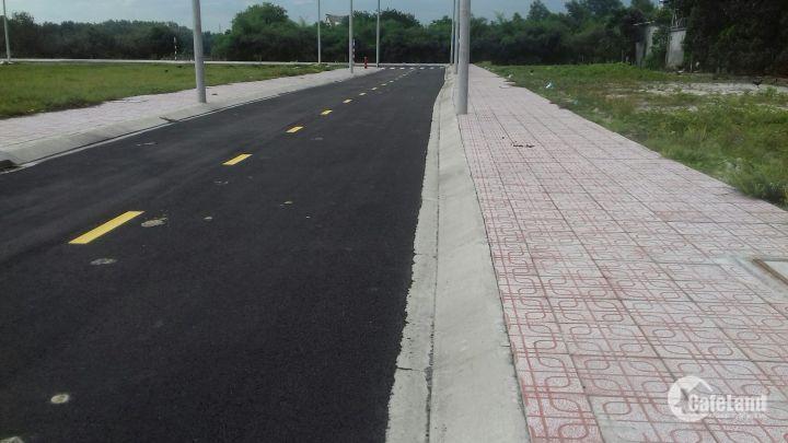 Dự án central mall Long Thành thổ cư 100% SHR
