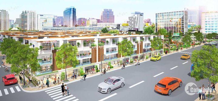Bán đất trung tâm thị trấn Long Thành, khu dân cư cao cấp Eco Town.