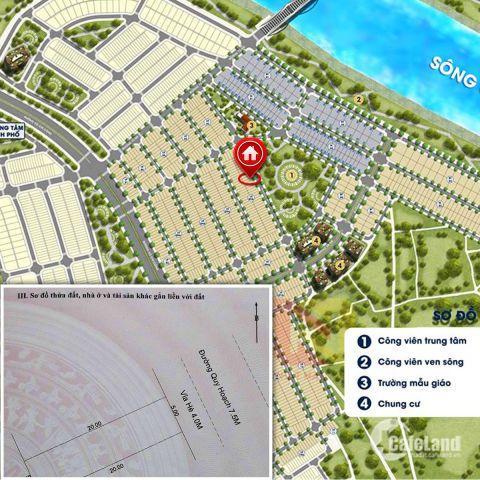 Bán đất khu đô thị Hòa Quý City - Giá Sốc Đầu Tư