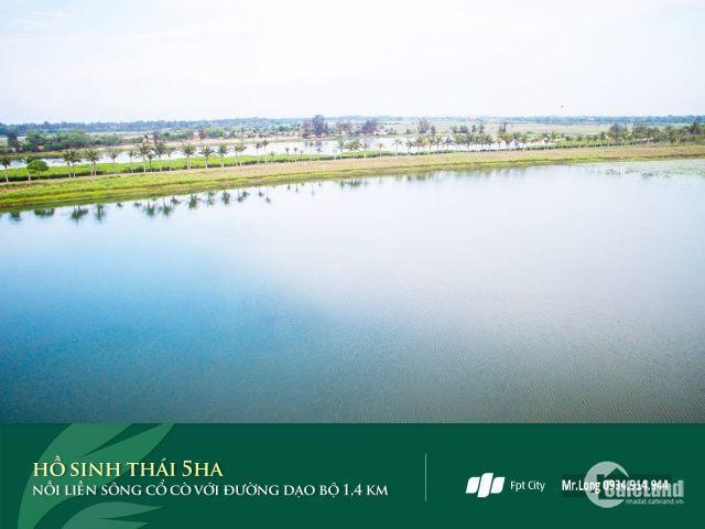Bán Đất Nền FPT City Đà Nẵng Kè Sông Cổ Cò Giá Chỉ Từ 14tr/m2