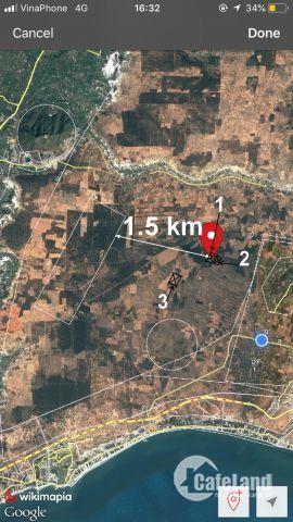 Bán đất Xã Thiện Nghiệp - Cách sân bay Phan Thiết 1km