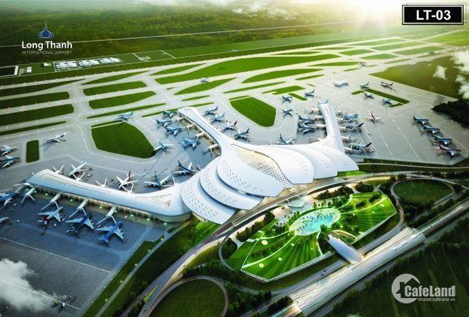 Đất vàng, vị trí đắc địa, giá đầu tư nằm ngay đường Nguyễn Hải, gần sân bay quốc tế Long Thành