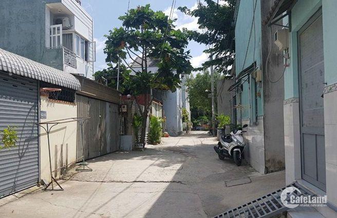 Bán lô đất 4,2x18m, MT Nguyễn Văn Linh, Q. 7, giá chỉ 1 tỷ 05