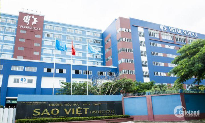 Mở bán đất lô H (gần trường vstarschool) - KDC Him Lam - Tân Hưng - Quận 7, Gía:103tr/m2