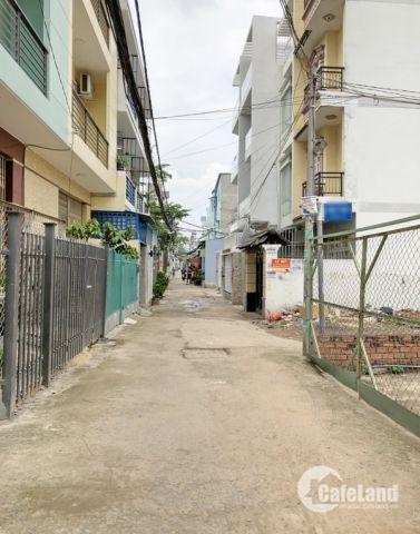 Bán lô đất hẻm 1135 Huỳnh Tấn Phát phường Phú Thuận Quận 7