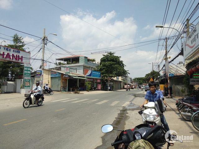 ĐẤT 2 MẶT 1517m2,đường Nguyễn Văn Tăng, p.Long Thạnh Mỹ,