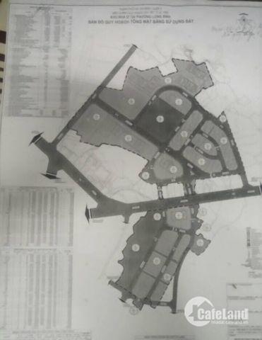 17 Ha Đất Dự Án Ngay Sát Bến Xe Miền Đông- Ga Metro: 13tr/m2
