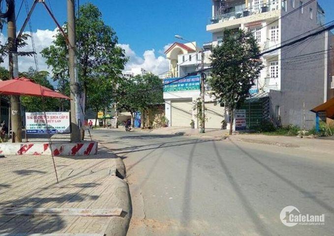 Bán gấp 2 lô đất 80m2 MT đường Lê Văn Việt, gần bệnh viện Quận 9, SHR. LH 0932706945