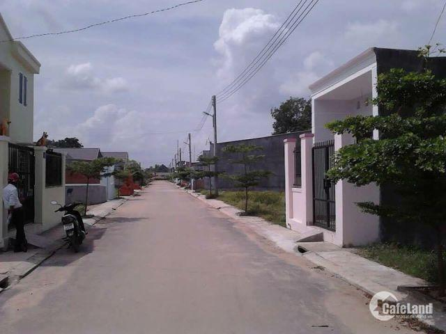 Thanh lý 6 nền đất Bình Chánh, nằm ngay mặt tiền đường Tĩnh Lộ 10, 175m2.