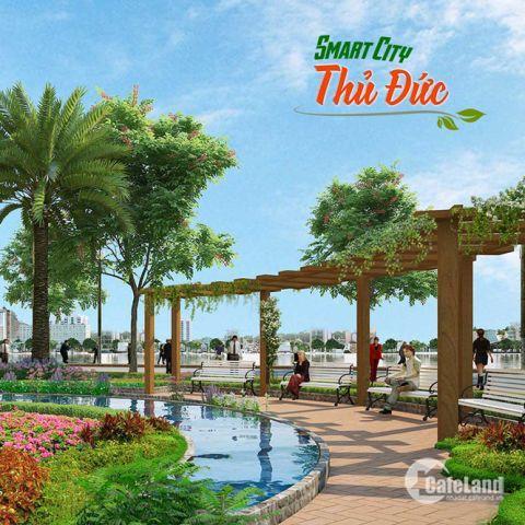 Chính thức mở bán dự án Smart City vào 15/9 -