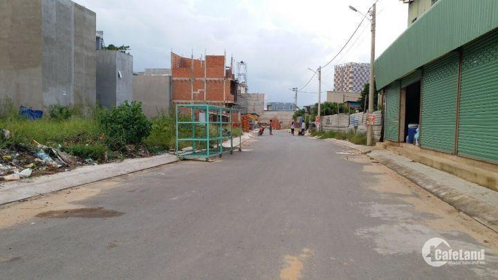 Bán đất 100% thổ cư, đường số 8, phường linh đông, quận thủ đức