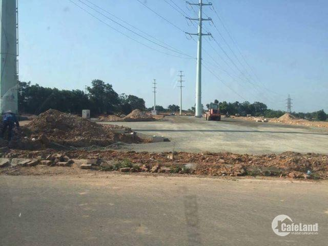 Bán đất 2 mặt tiền đường đôi Phú Cát- cạnh nhà máy in tiền - Công nghệ cao Hòa Lạc