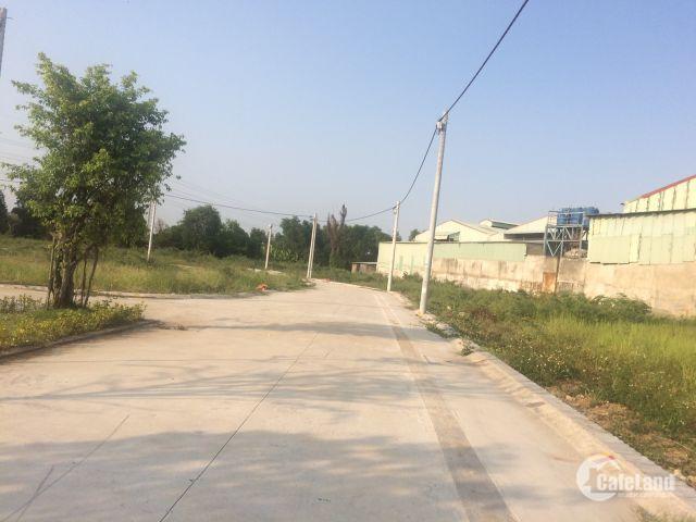 Đất bán độc quyền chính chủ khu tái định cư liền kề công ty VeDan