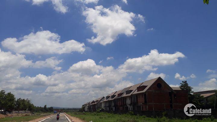 Đất mặt tiền đường Châu Pha TÓc TIên, sổ riêng từng nền, xây dựng tự do.