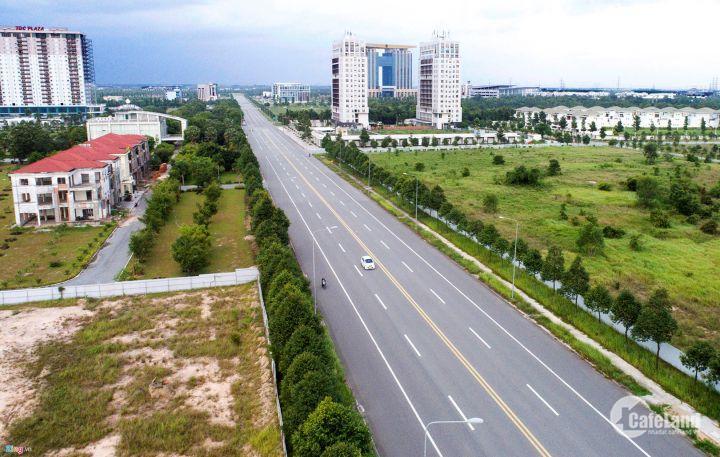 Đất nền kinh doanh ngay KCN Tân Uyên, Bình Dương - 330 triệu/nền