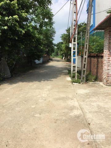 Bán đất trục chính Tân Xã giáp Công nghệ cao Hòa Lạc, Thạch Thất, Hà Nội