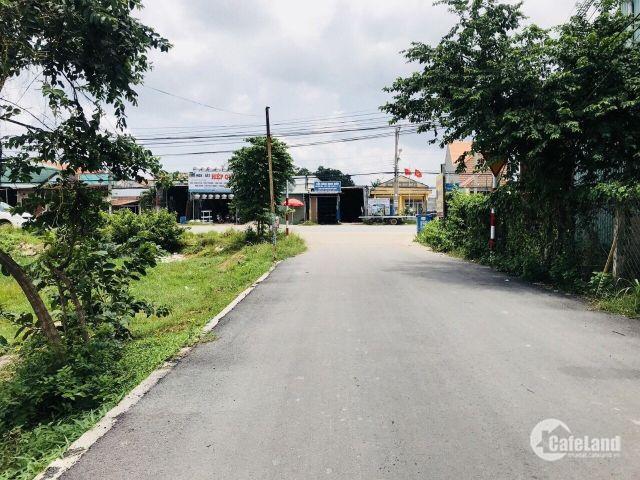 Bán lô đất mặt tiền DX010 Phú Mỹ, Thủ Dầu Một, Bình Dương