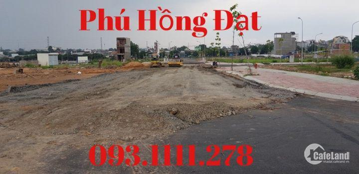Dự Án Phú Hồng Đạt Và Phú Hồng Khang Tx Thuận An Bình Dương DT 60-100m2