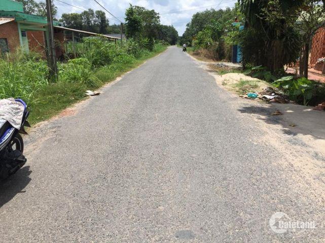 chỉ với 375 triệu sở hữu 151m2 đất thổ cư mặt tiền đường nhựa tại Trảng Bàng Tây Ninh