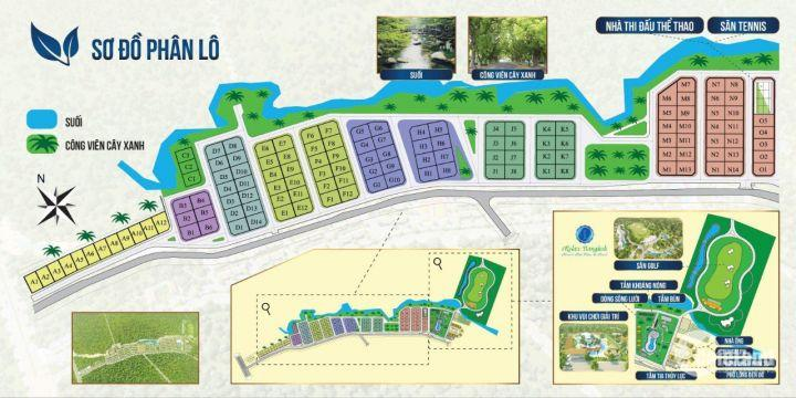 Bình Châu Green Garden Villa Kiểu Thái
