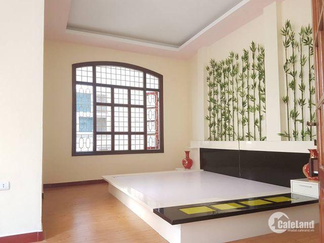 Bán nhà riêng phố Văn Cao, 10m ra phố, 38m2x5 tầng, chỉ 3,4 tỷ