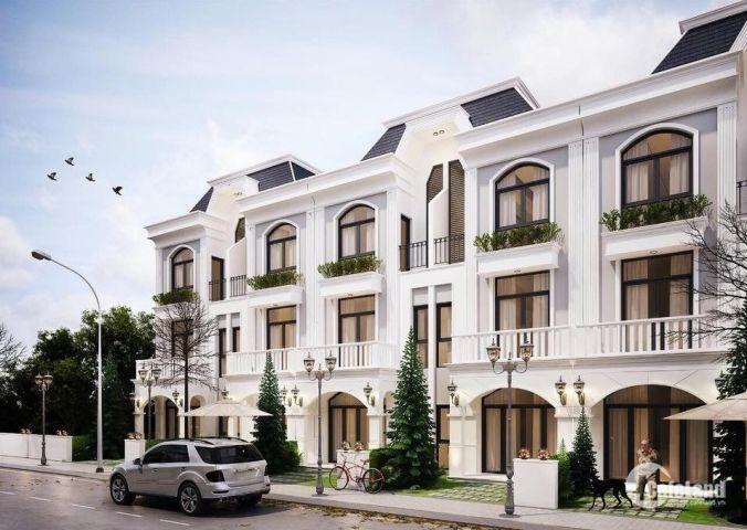 Nhà mặt tiền đường Quốc Lộ 1A, Bến Lức, giá 2,2 tỷ/căn, SHR, CK5%.