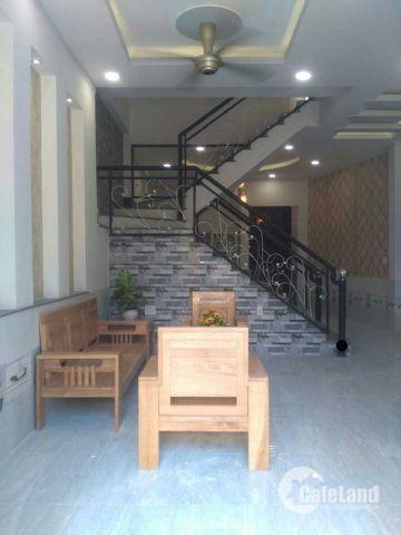 Nhà phố Long Phú Villa MT Quốc Lộ 1A, 6x20 m2, SHR